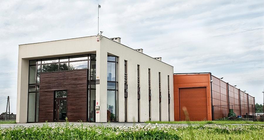 Siedziba PEC S.A. w Kaliszu